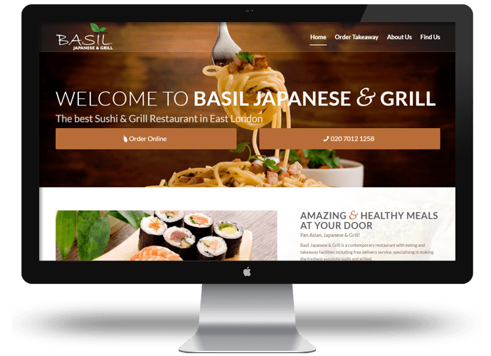 Basil Japanese and Grill